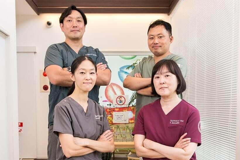 常勤歯科医師