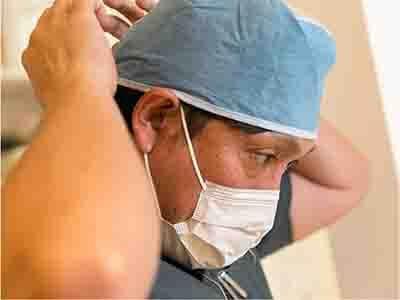 徹底した衛生管理で安心の治療環境