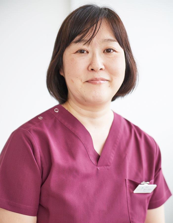 副院長・歯科医師 野川 世理子